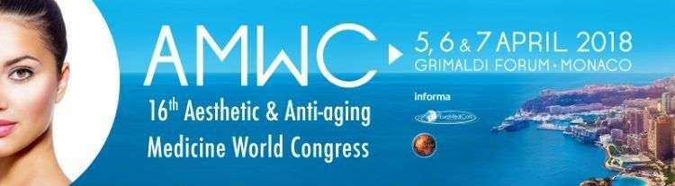 AMWC - Congresso internazionale di medicina Estetica Montecarlo