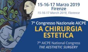 Aicpe Firenze 2019 - Congresso chirurgia estetica