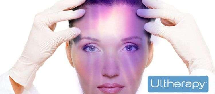 Esecuzione Ultherapy lifting del volto non chirurgico