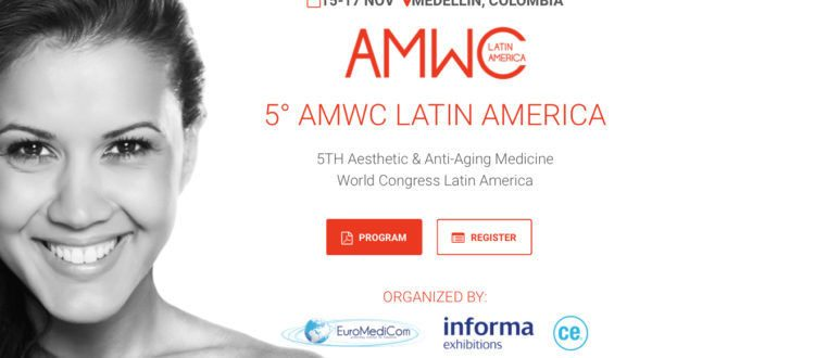AMWC Medeline (Colombia) 2018