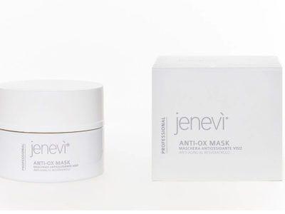 Maschera Antiossidante al resveratrolo – Jenevì